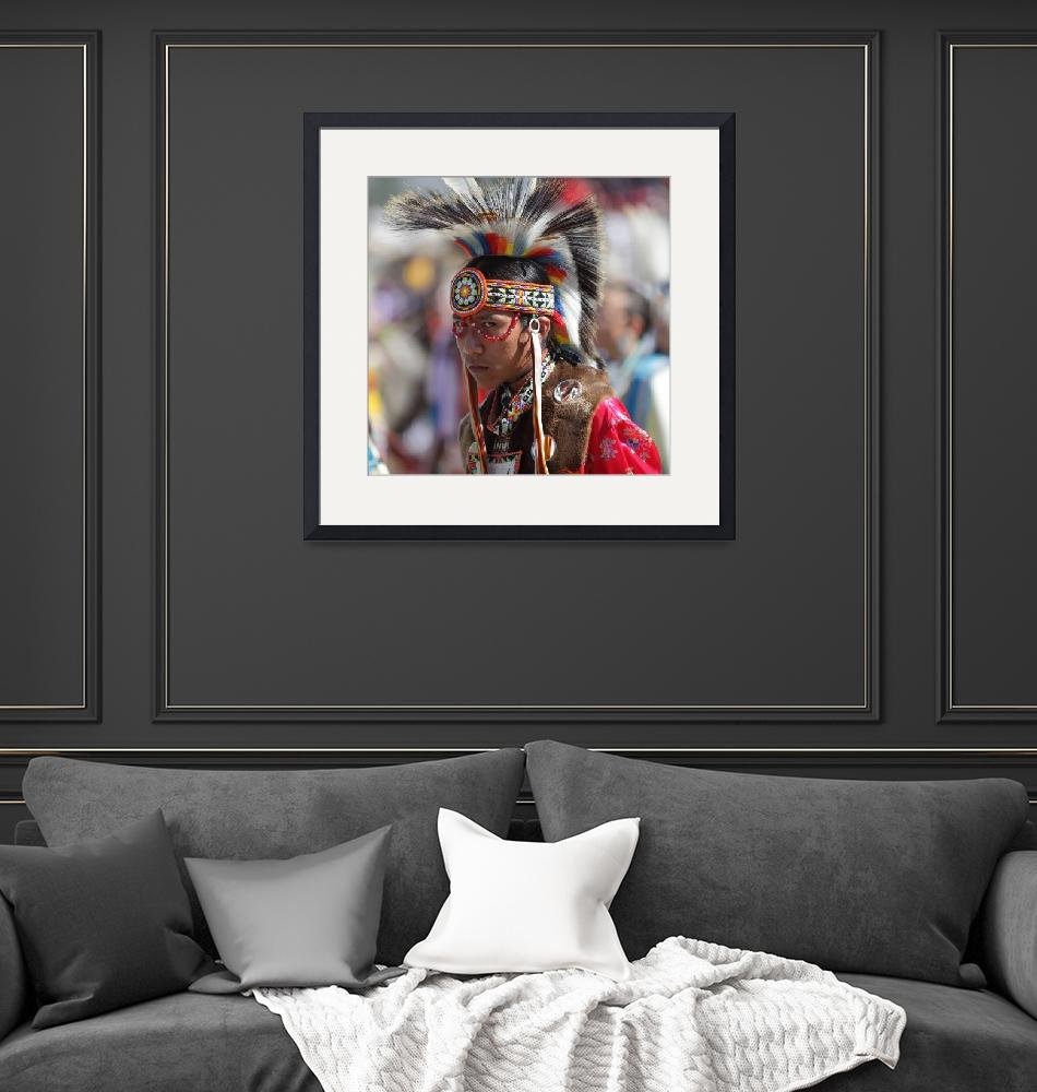 """San Manuel Indian Pow Wow 1""  (2012) by digitalmedia"