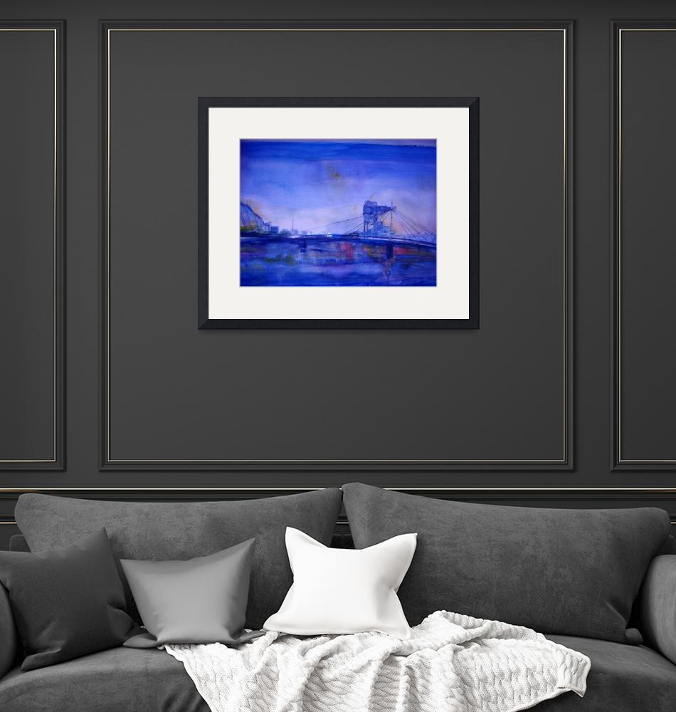 """""""Clydeside""""  (2012) by Frankiemayimages"""
