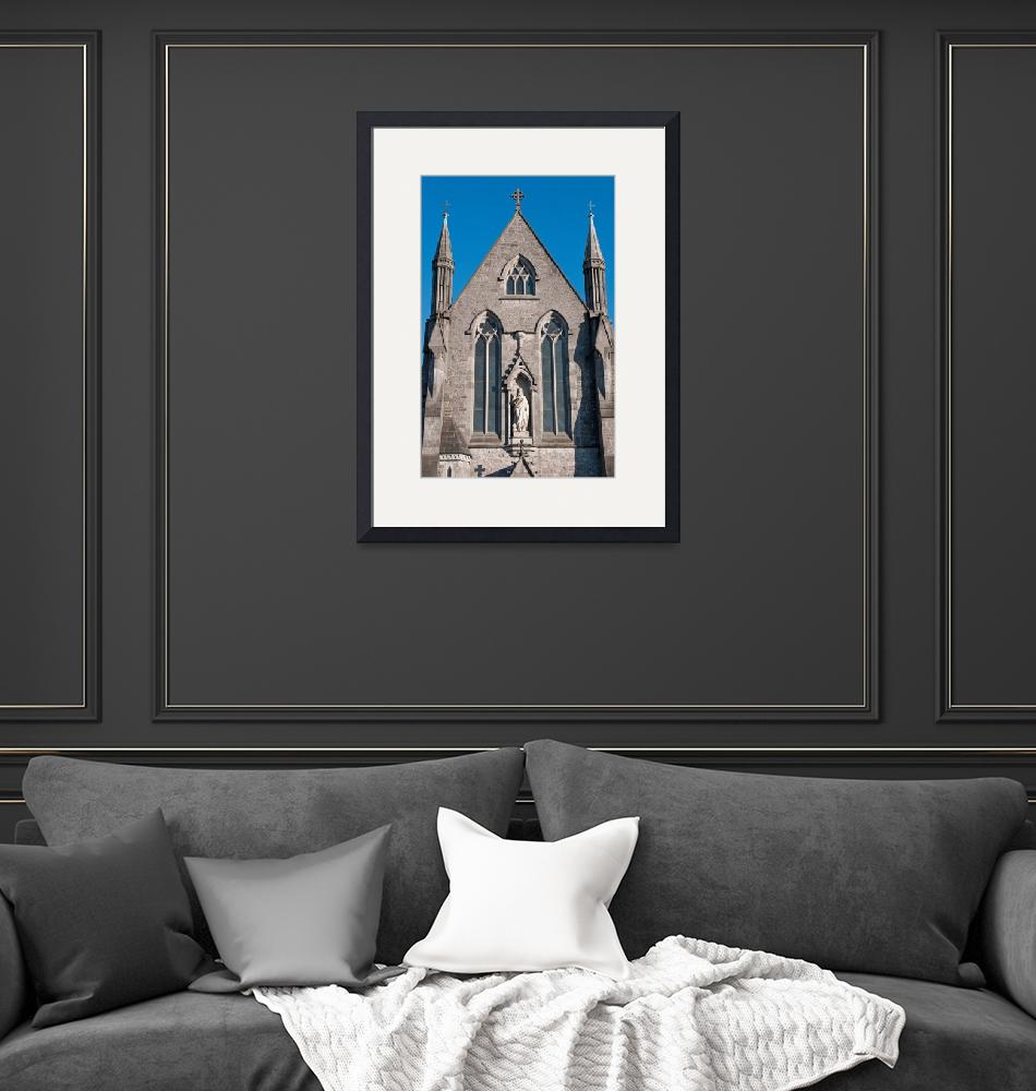 """""""Saint Johns Cathedral""""  by luissantos84"""