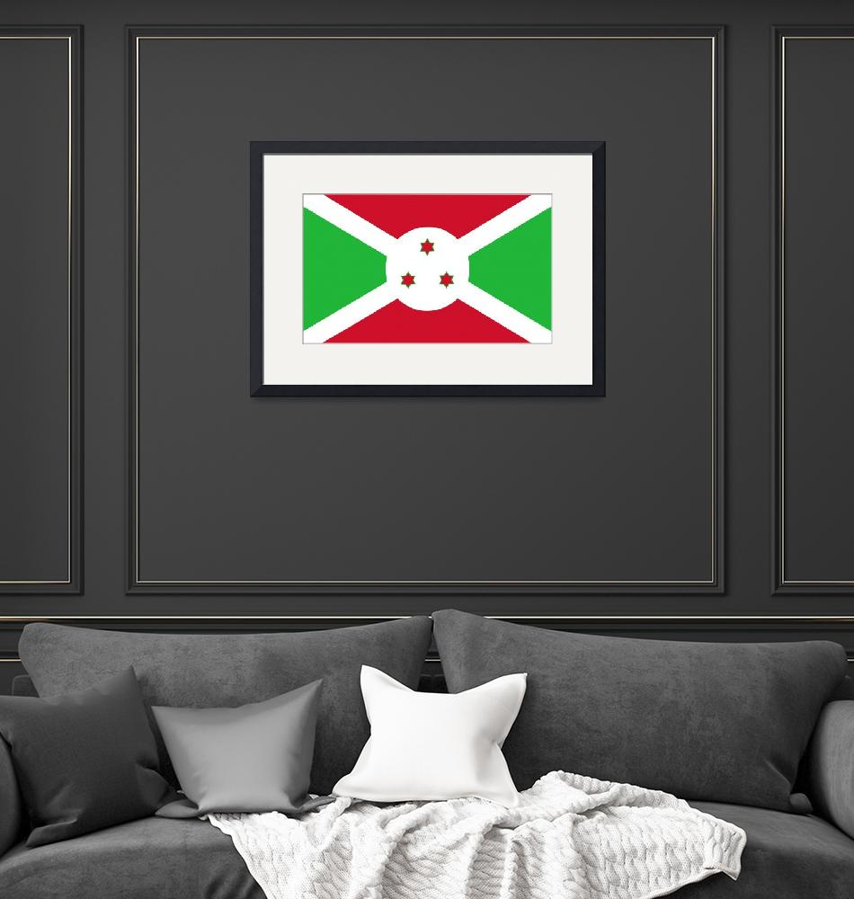 """Burundi""  by tony4urban"