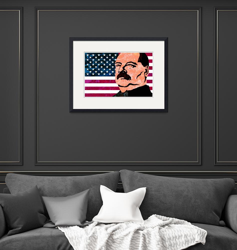 """""""GROVER CLEVELAND-2""""  (2016) by thegriffinpassant"""
