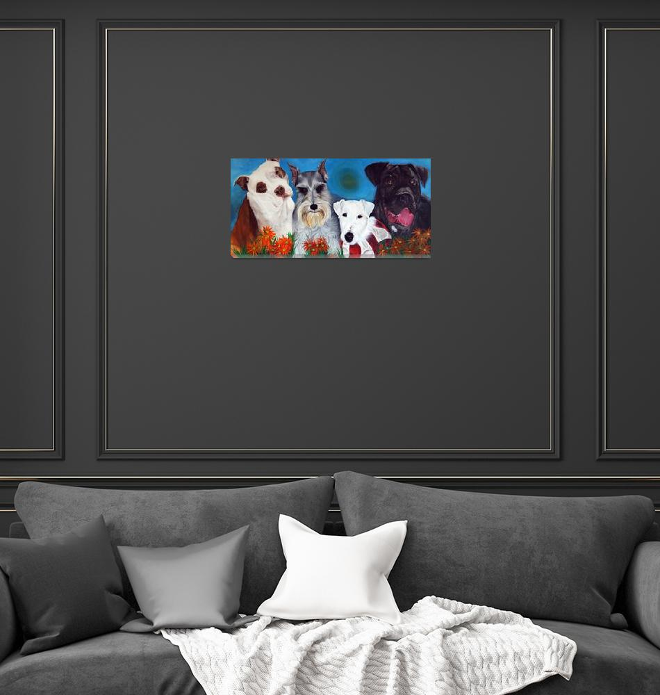 """""""Bright and Beautiful - """"The Joys of Therapy""""""""  (2007) by ArtPrints"""