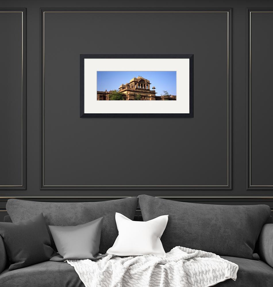 """""""Low angle view of a building""""  by Panoramic_Images"""