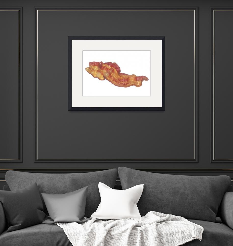 """""""Bacon""""  by Alleycatshirts"""