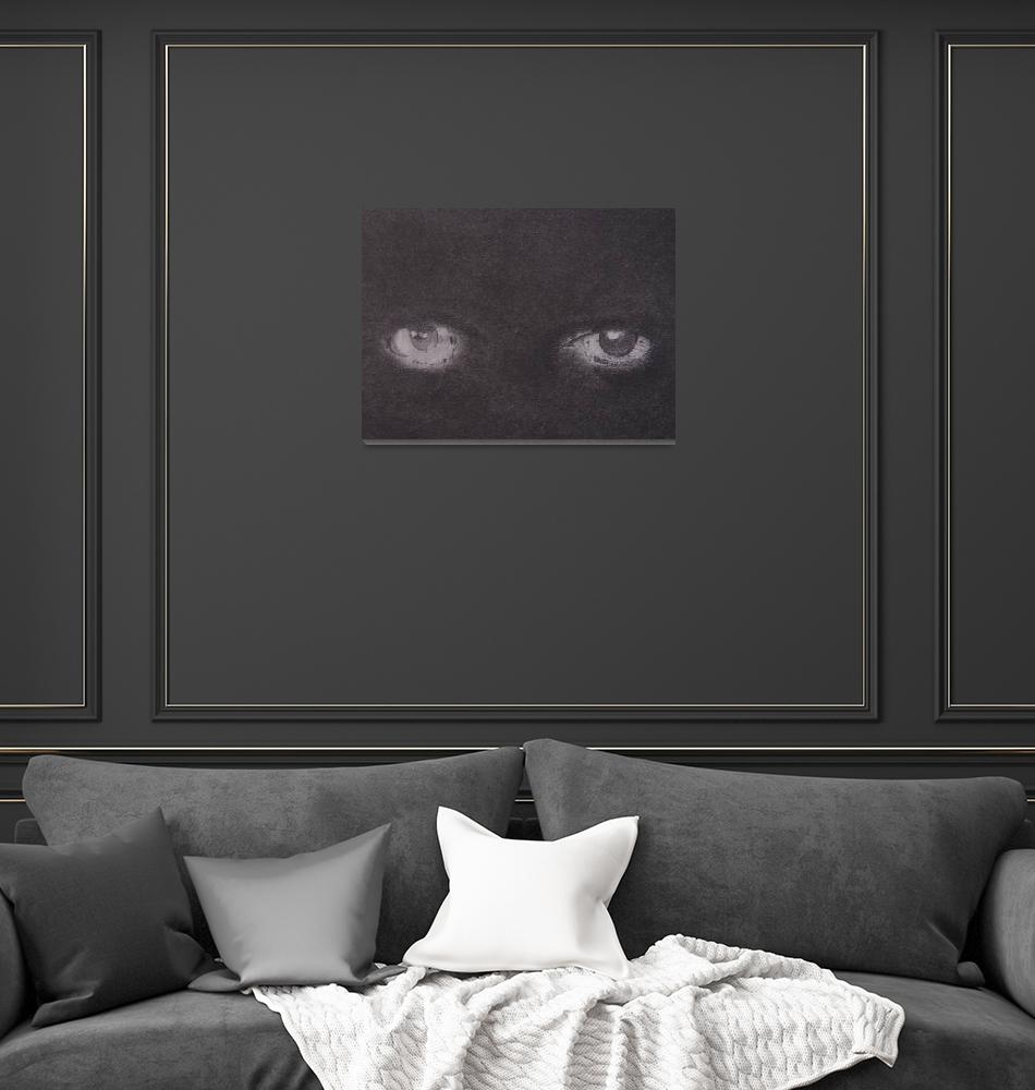 """""""The Windows to the Soul""""  (2009) by NickYoungArt"""