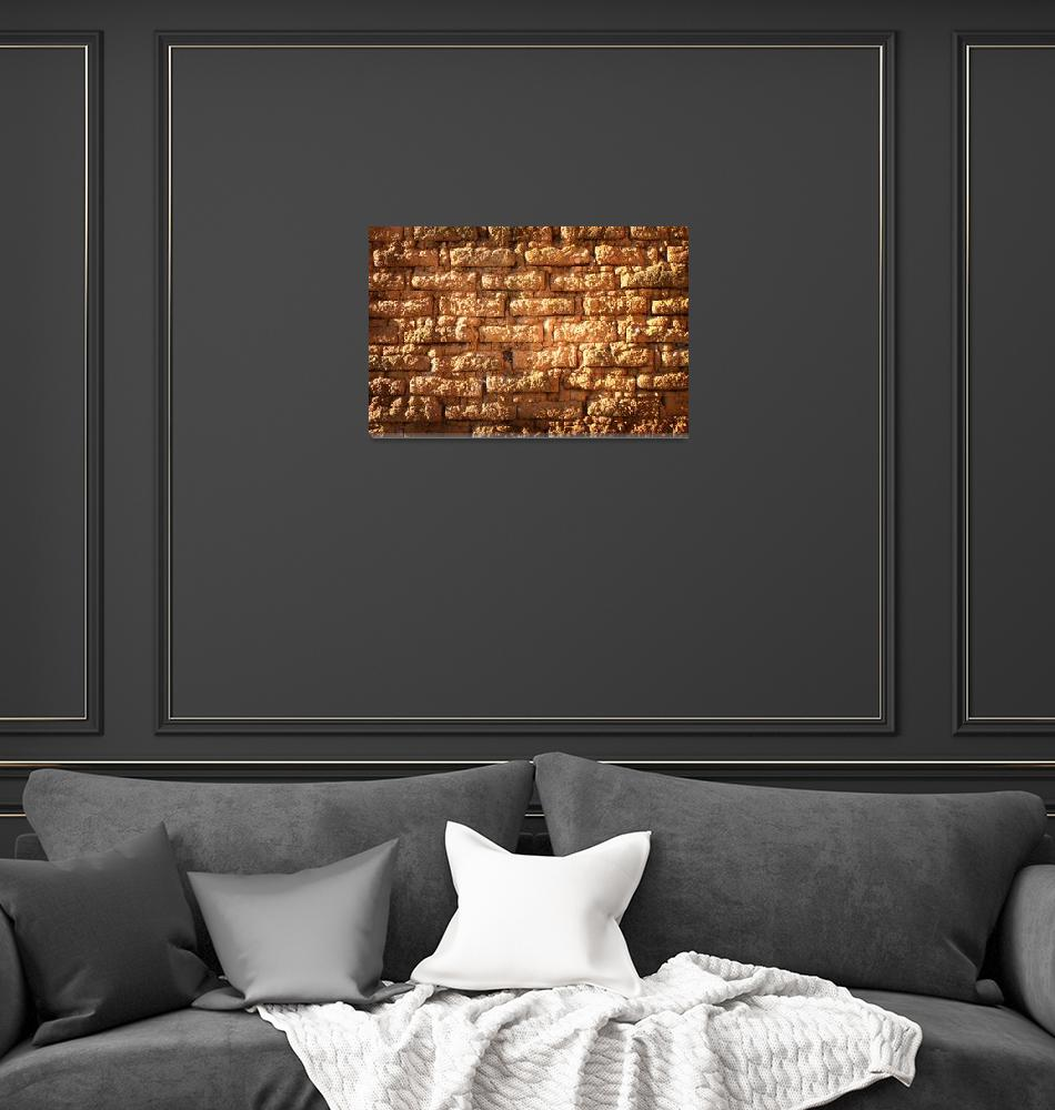 """""""adobe wall""""  (2012) by charker"""