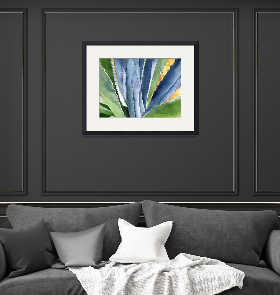 """""""Agave 2""""  (2007) by art4fish"""