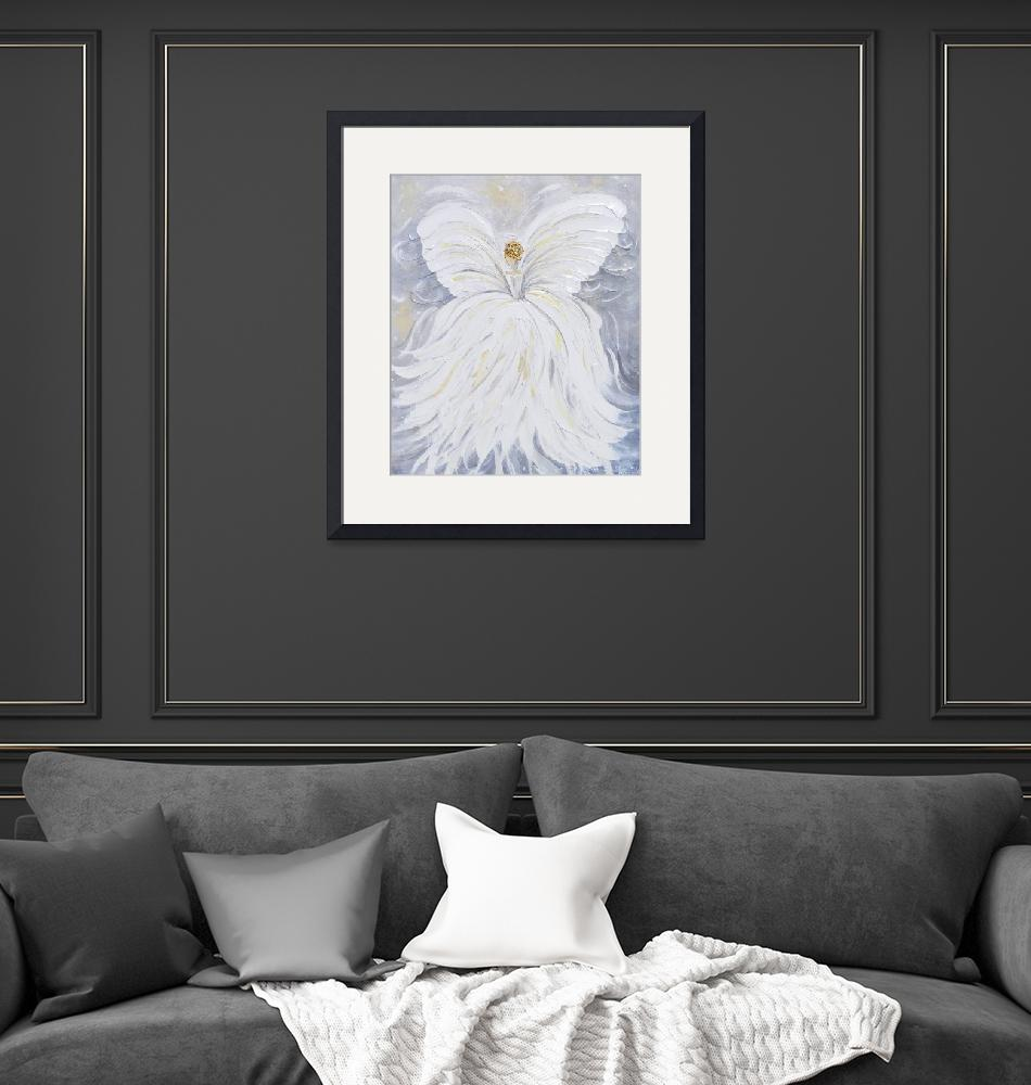"""""""Her Angel""""  by ChristineBell"""