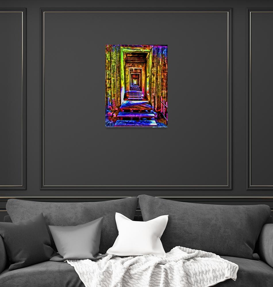 """""""Door to a Dream""""  (2011) by Markomarko"""