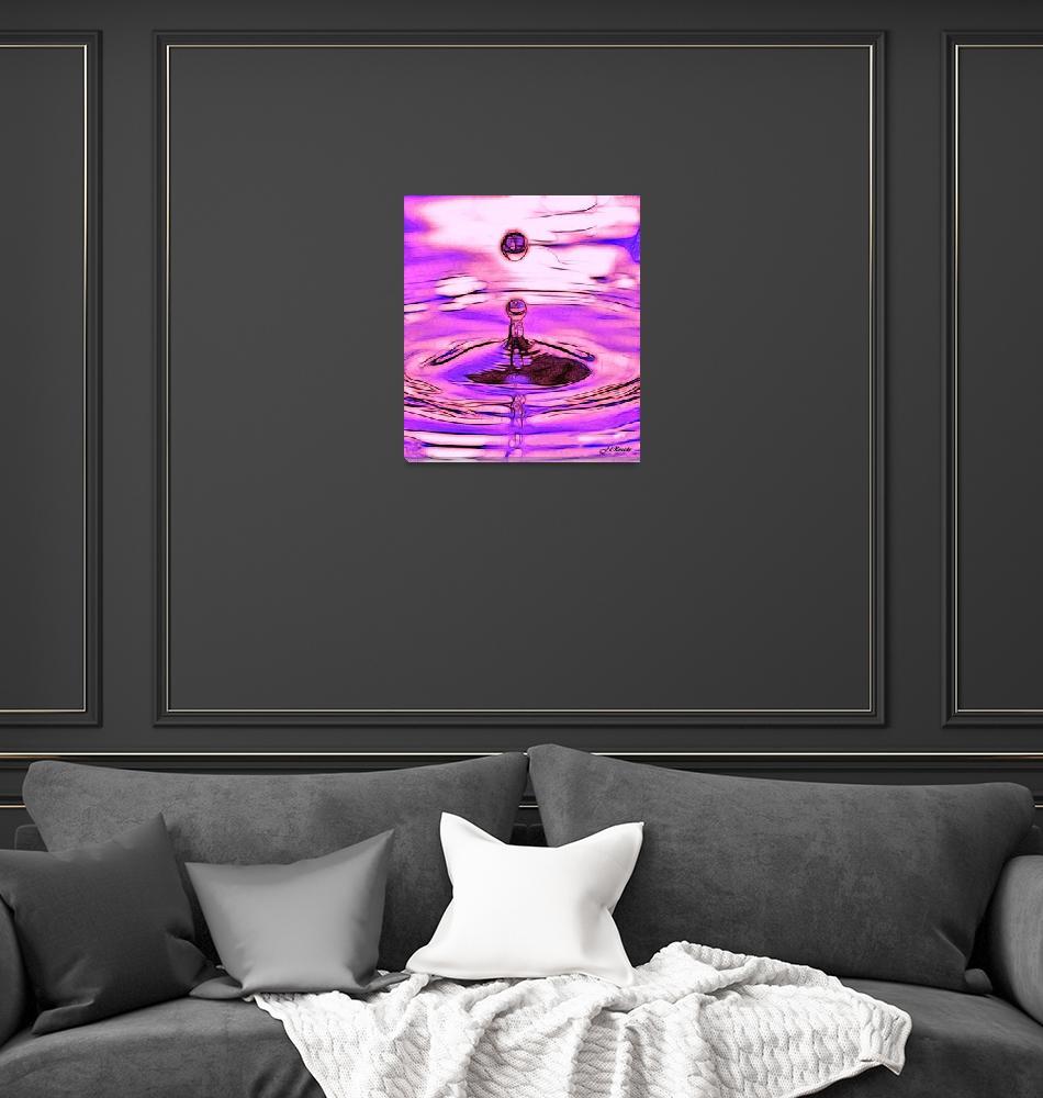 """""""Purple rain""""  (2010) by jackrosado57"""