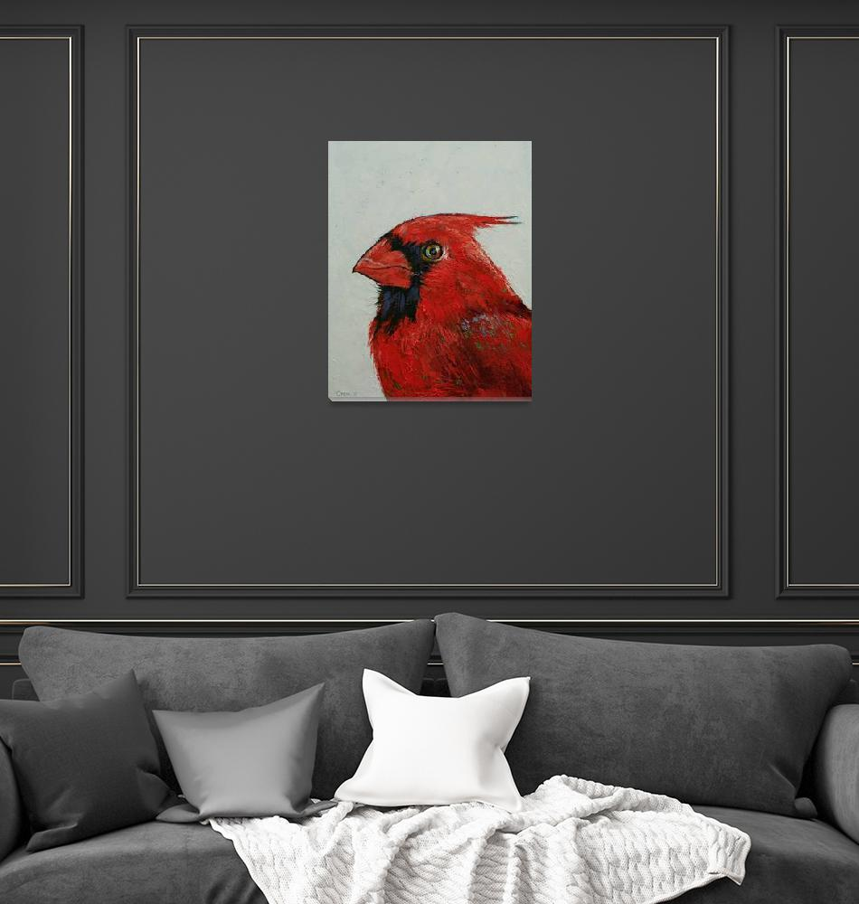 """""""Cardinal""""  by creese"""