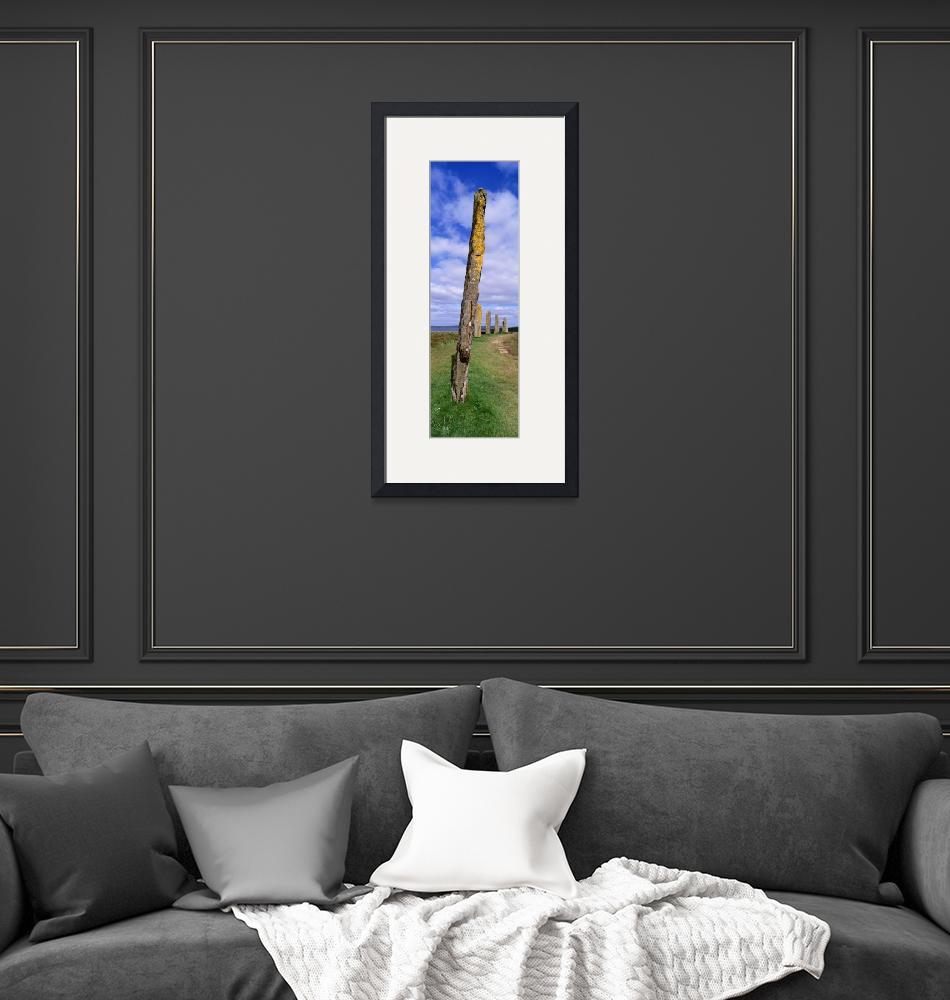 """""""Ring Of Brodgar""""  by Panoramic_Images"""