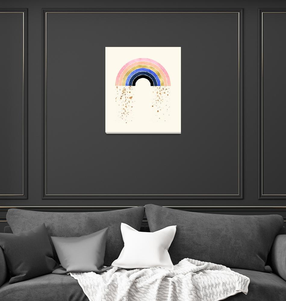 """""""She Said Yes ~ Modern Rainbow""""  (2018) by moderntropical"""