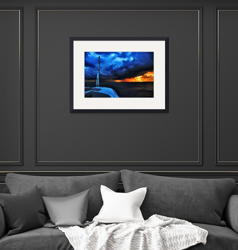 """""""Storm Brewing""""  (2013) by who"""