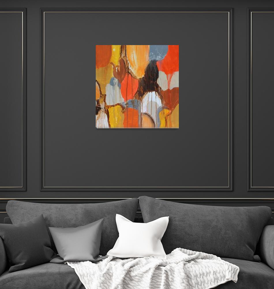 """""""Color shapes 48""""  by Aneri"""