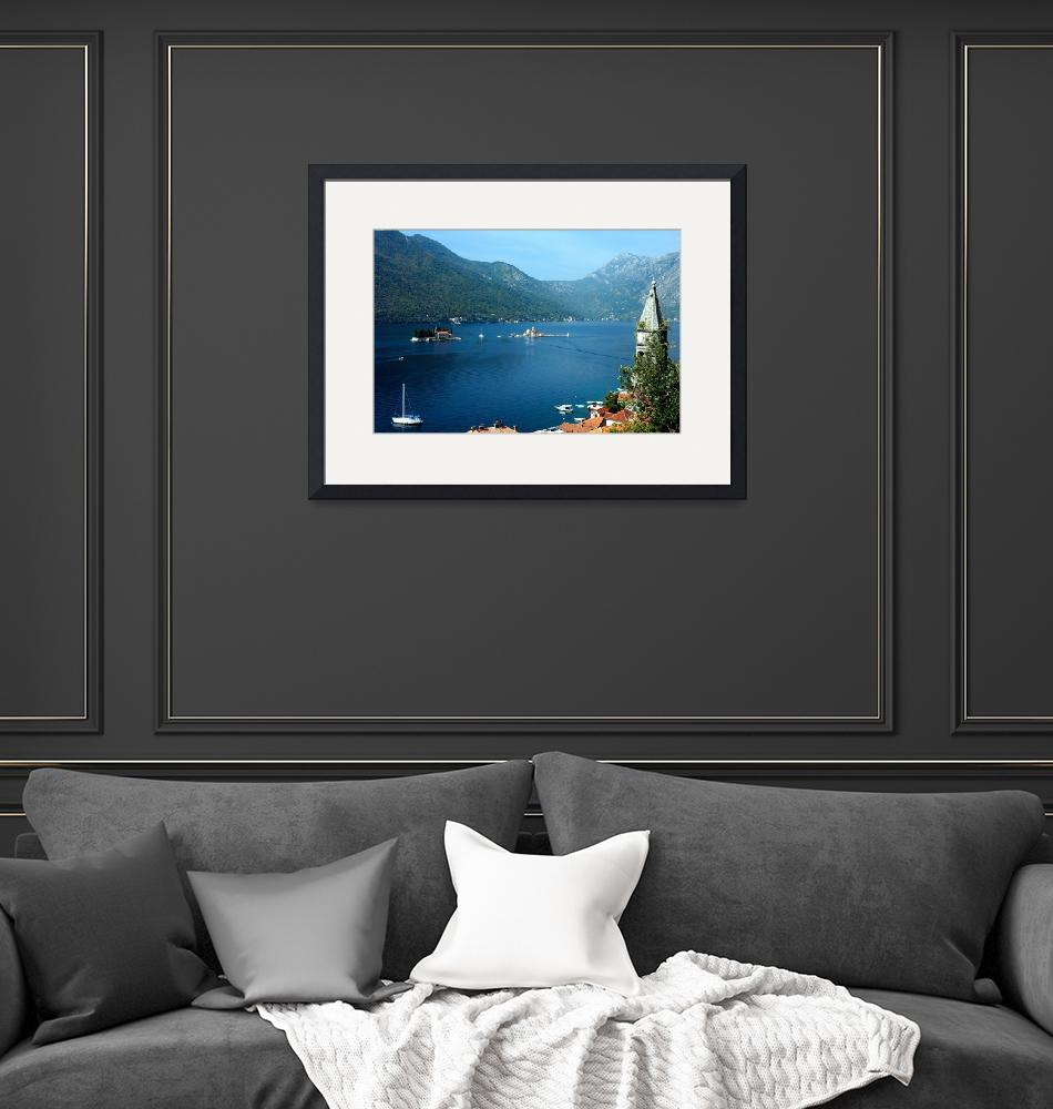 """""""The Gulf of Kotor""""  (2006) by JoaoPonces"""