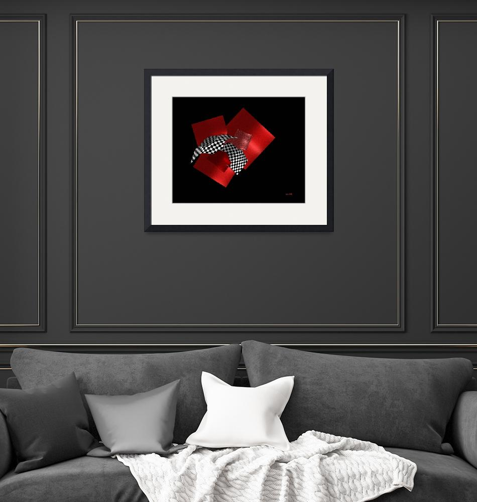 """""""Scarlet & Black""""  (2005) by mcniff"""