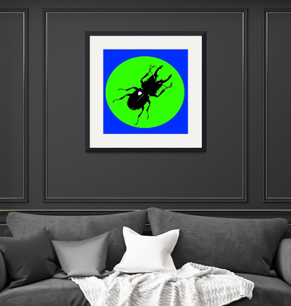 """""""BEETLE""""  (2015) by thegriffinpassant"""
