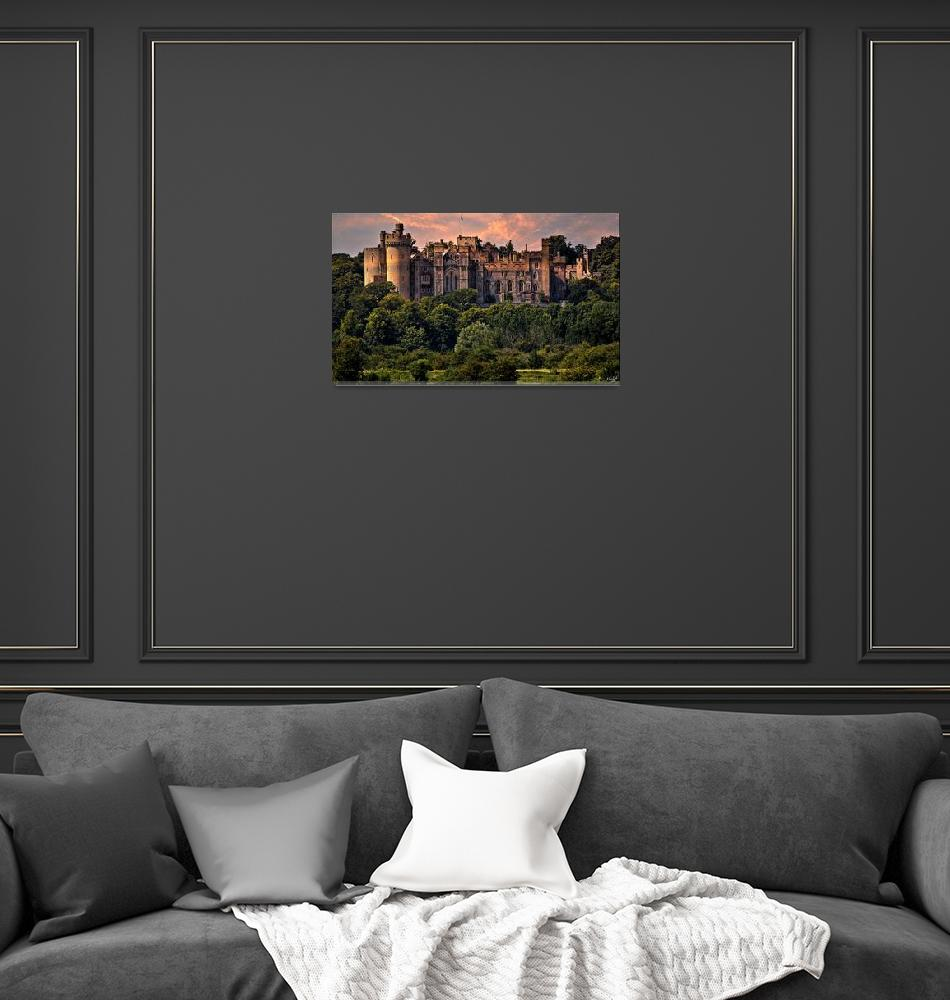 """""""Arundel Castle""""  (2010) by ChrisLord"""