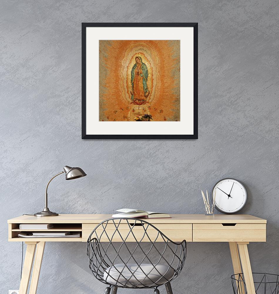"""""""Our Lady of Guadalupe""""  (2008) by neilepi"""