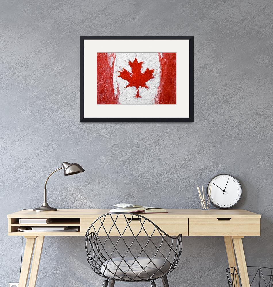 """""""The Maple Leaf""""  (2011) by ZeuStudio"""