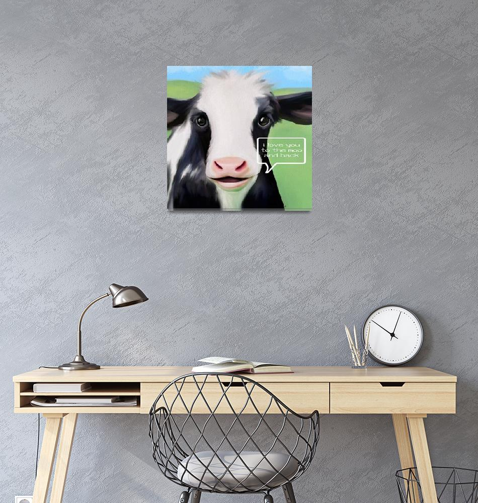 """""""To The Moo and Back""""  (2019) by tammyleebradley"""