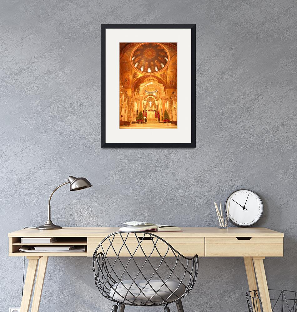 """""""the altar""""  (2008) by CUpchurch"""