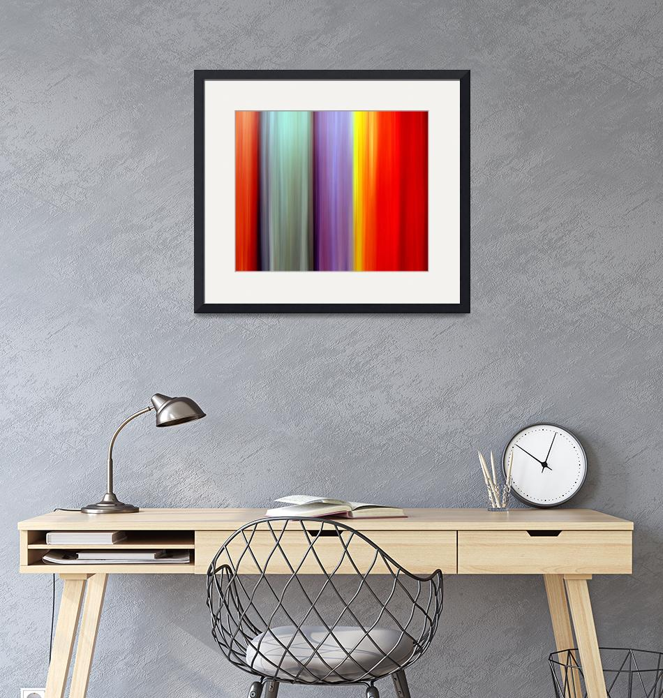 """Color Spectrum""  (2008) by RuthPalmer"