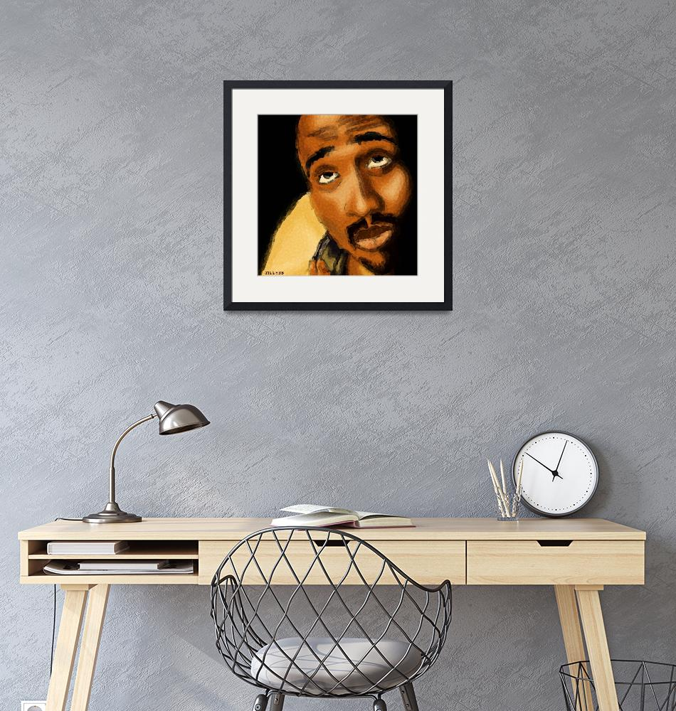 """""""2Pac""""  (2009) by UKLady2"""