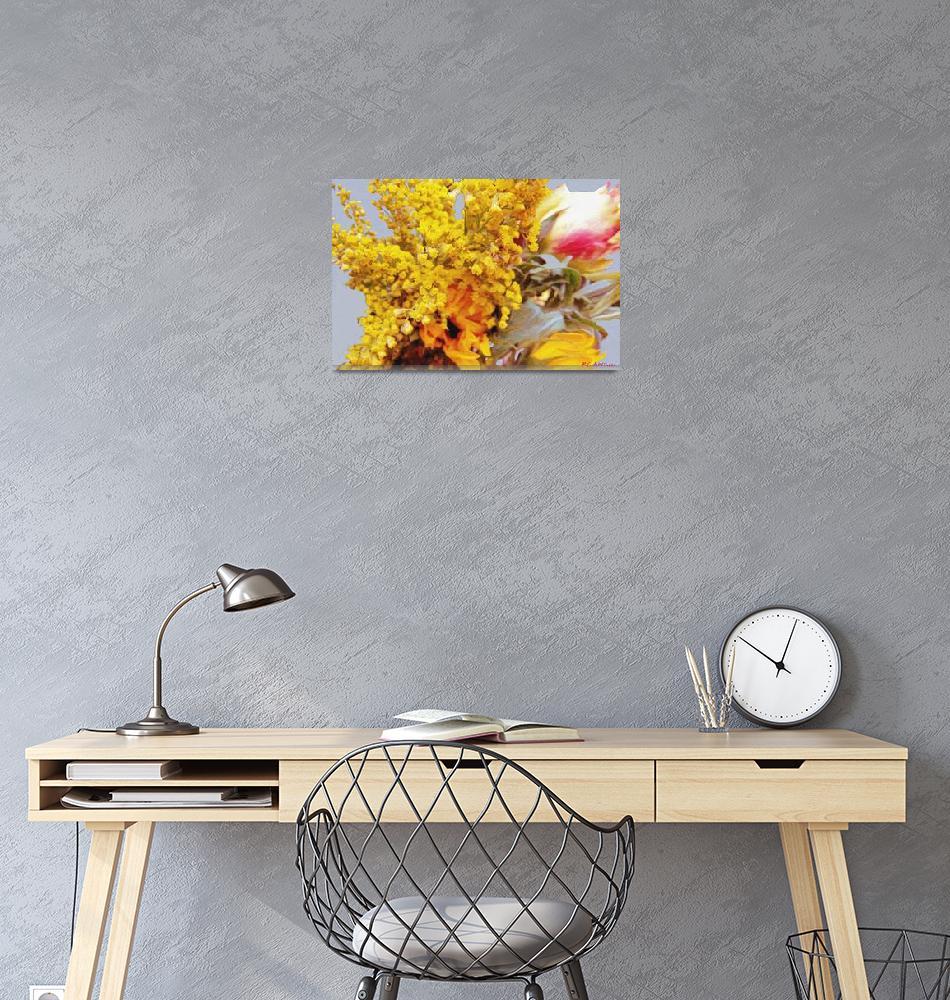 """Spring Sky Bouquet""  (2010) by RCdeWinter"