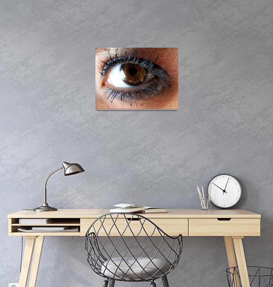 """The Eye""  (2008) by ErynneMyers"