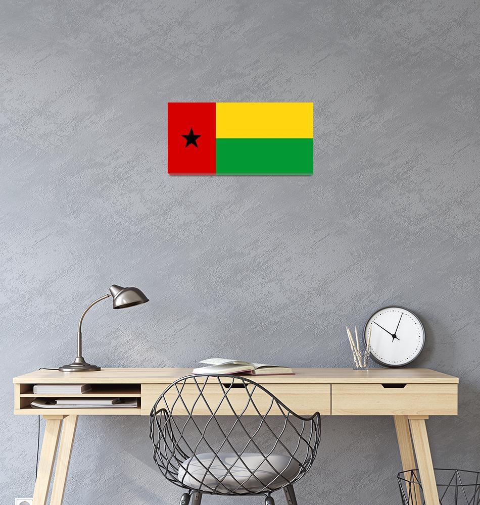 """""""Guinea-Bissau""""  by tony4urban"""