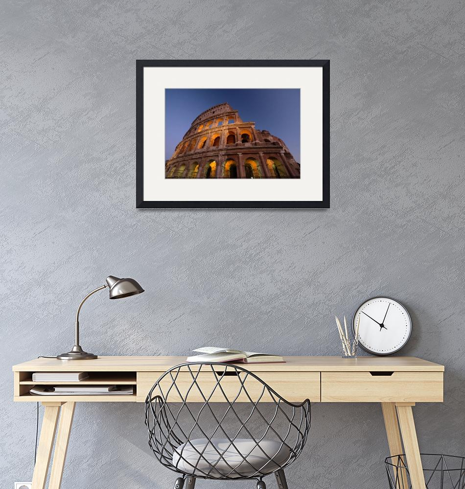 """""""Colosseum - Rome""""  by pompei1009"""
