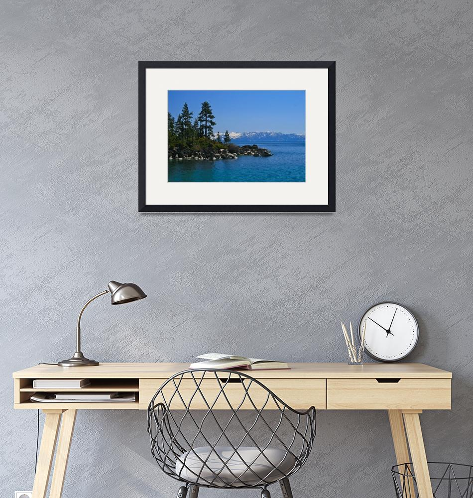 """Lake Tahoe Photography Art"" by jessicanoelle"