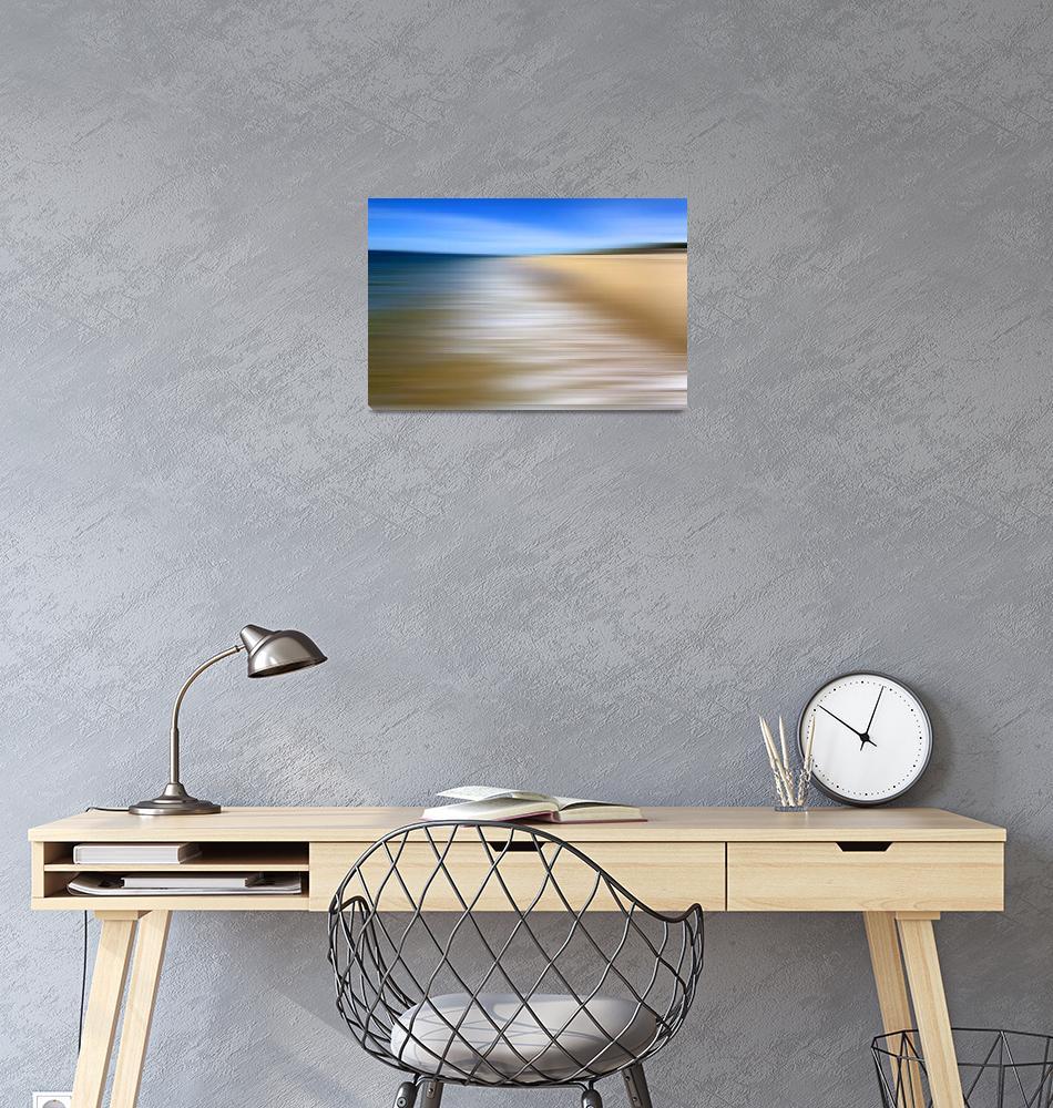 """""""Zen Beach III""""  (2020) by ChrisSeufert"""