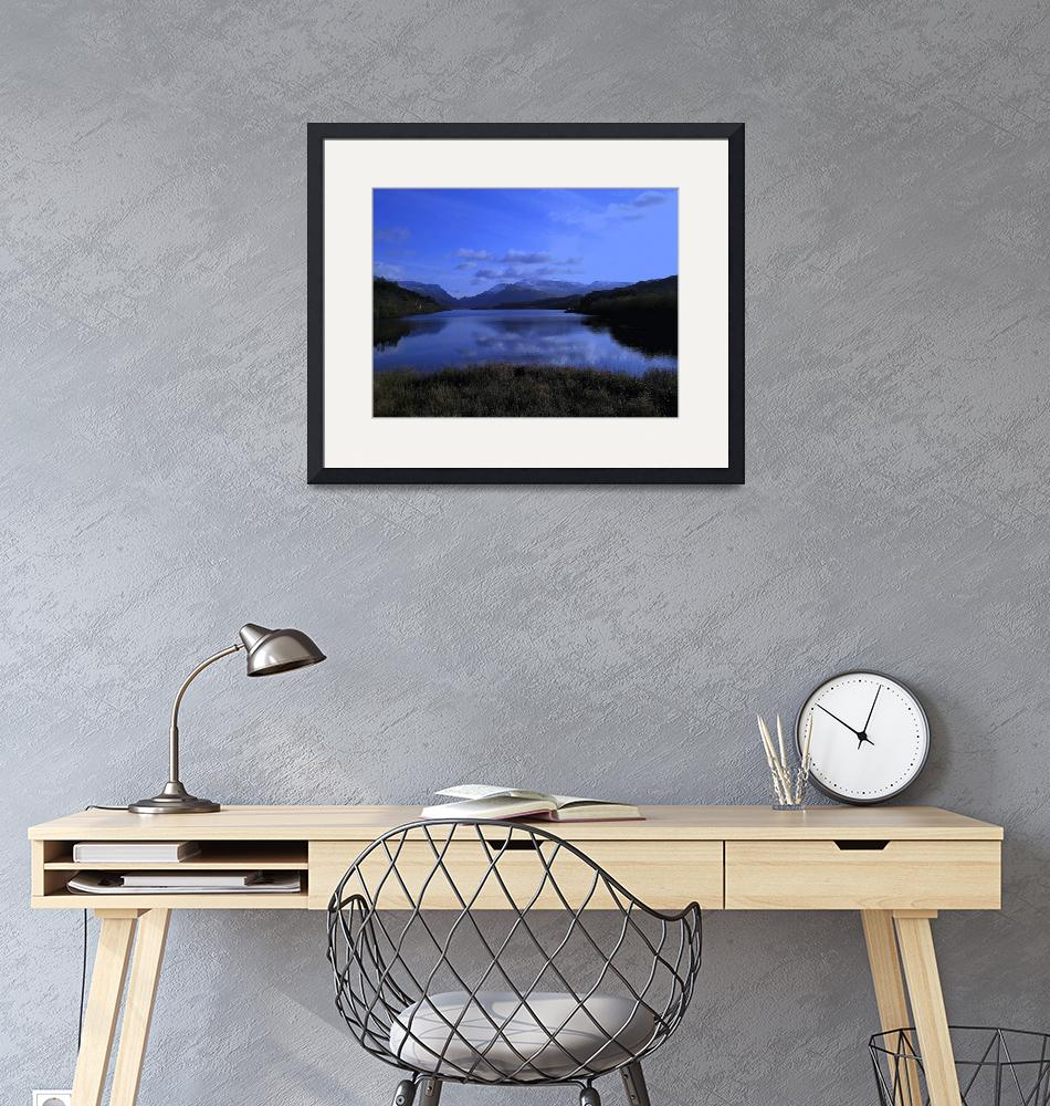 """""""Mount Snowdon""""  (2009) by TheStand"""