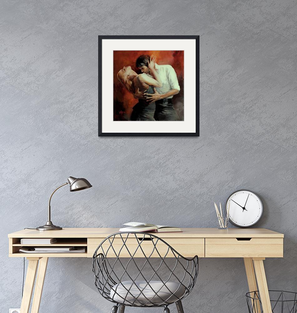 """""""Tango passion 3""""  (2010) by willemhaenraets"""