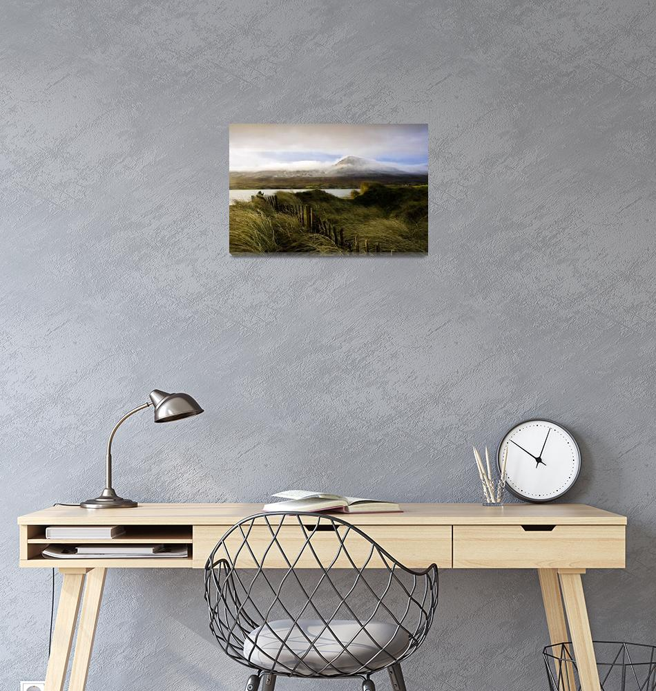 """Croagh Patrick, County Mayo, Ireland""  by DesignPics"