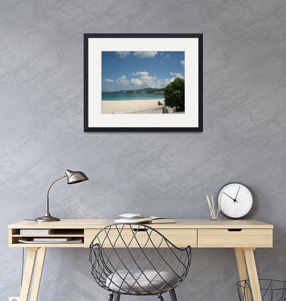 """""""Beach and Tranquility""""  (2007) by jadavision"""
