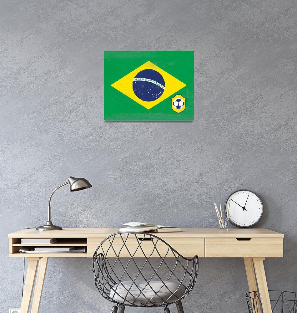 """BRAZIL""  by IK_Stores"