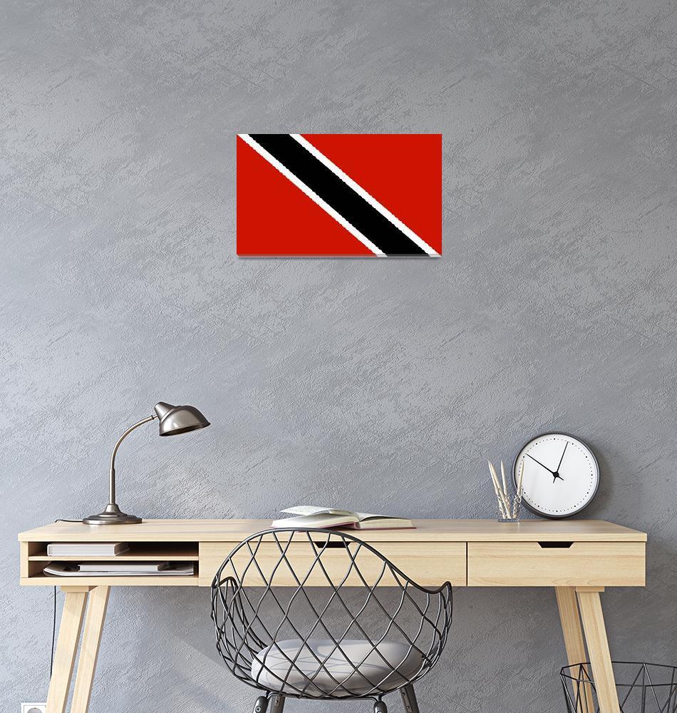 """""""Trinidad and Tobago""""  by tony4urban"""