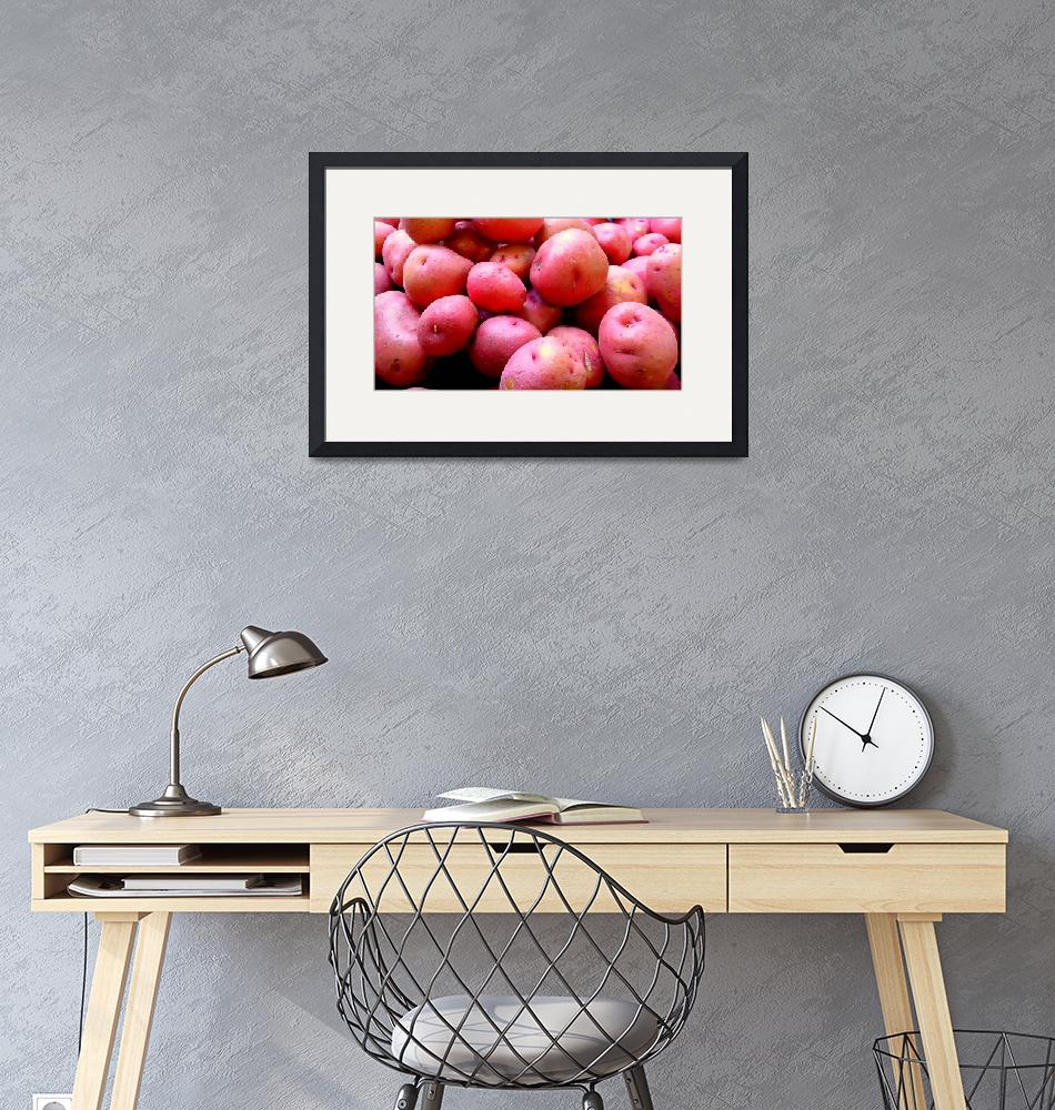"""""""Red Potatoes""""  (2013) by 4dford"""