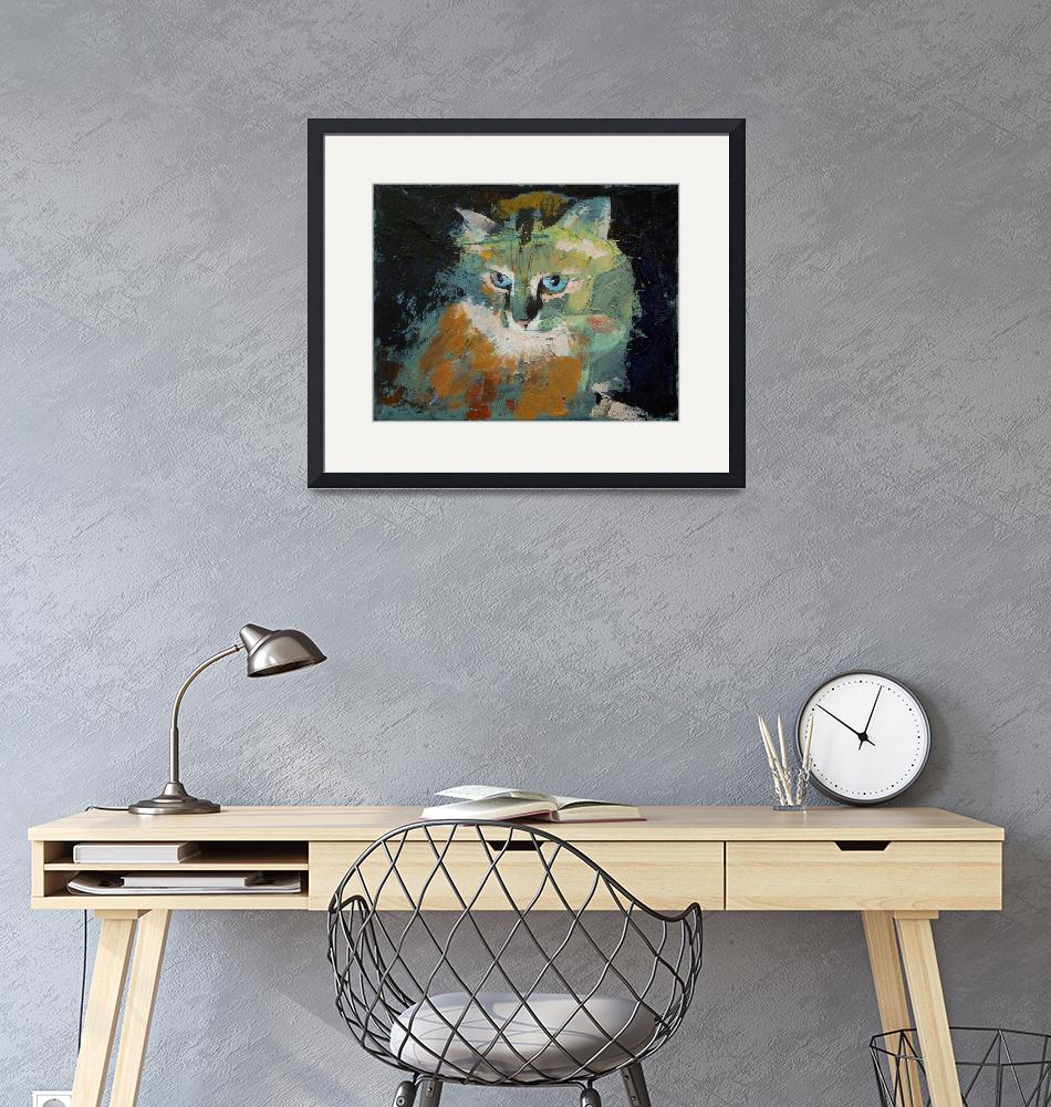 """""""Himalayan Cat""""  by creese"""