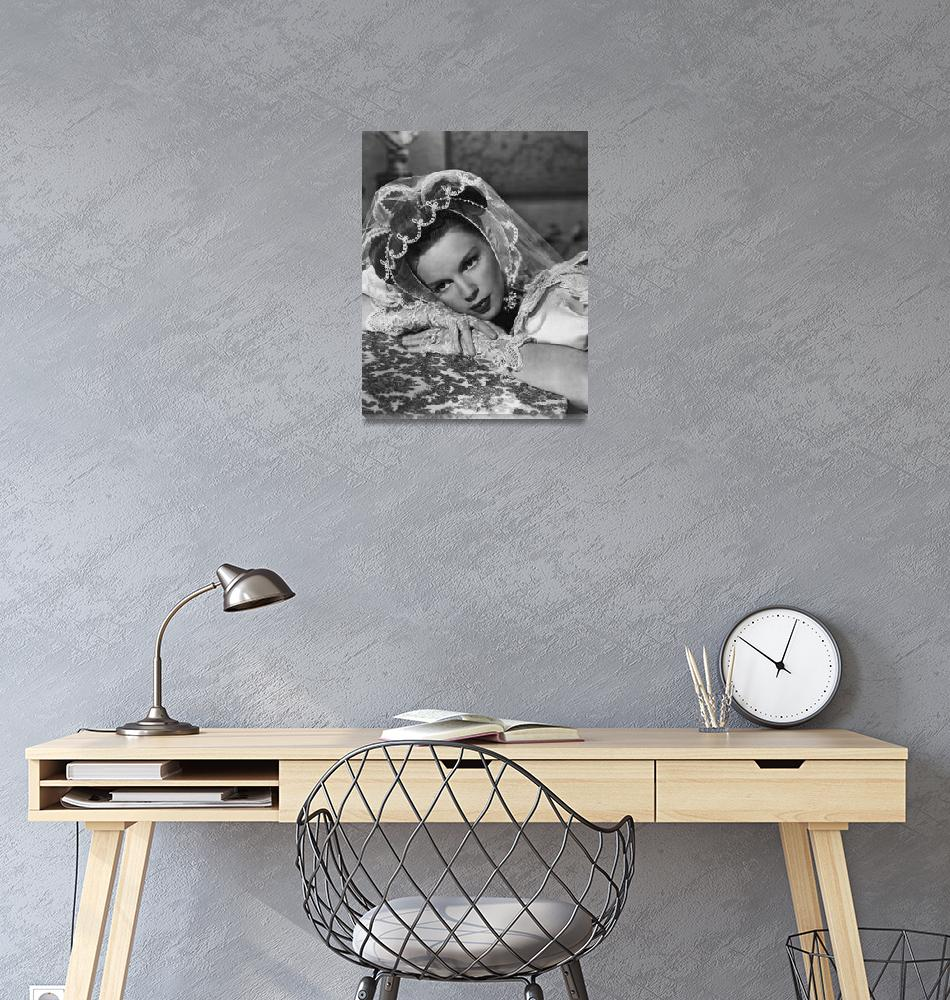 """Judy Garland""  by RetroImagesArchive"