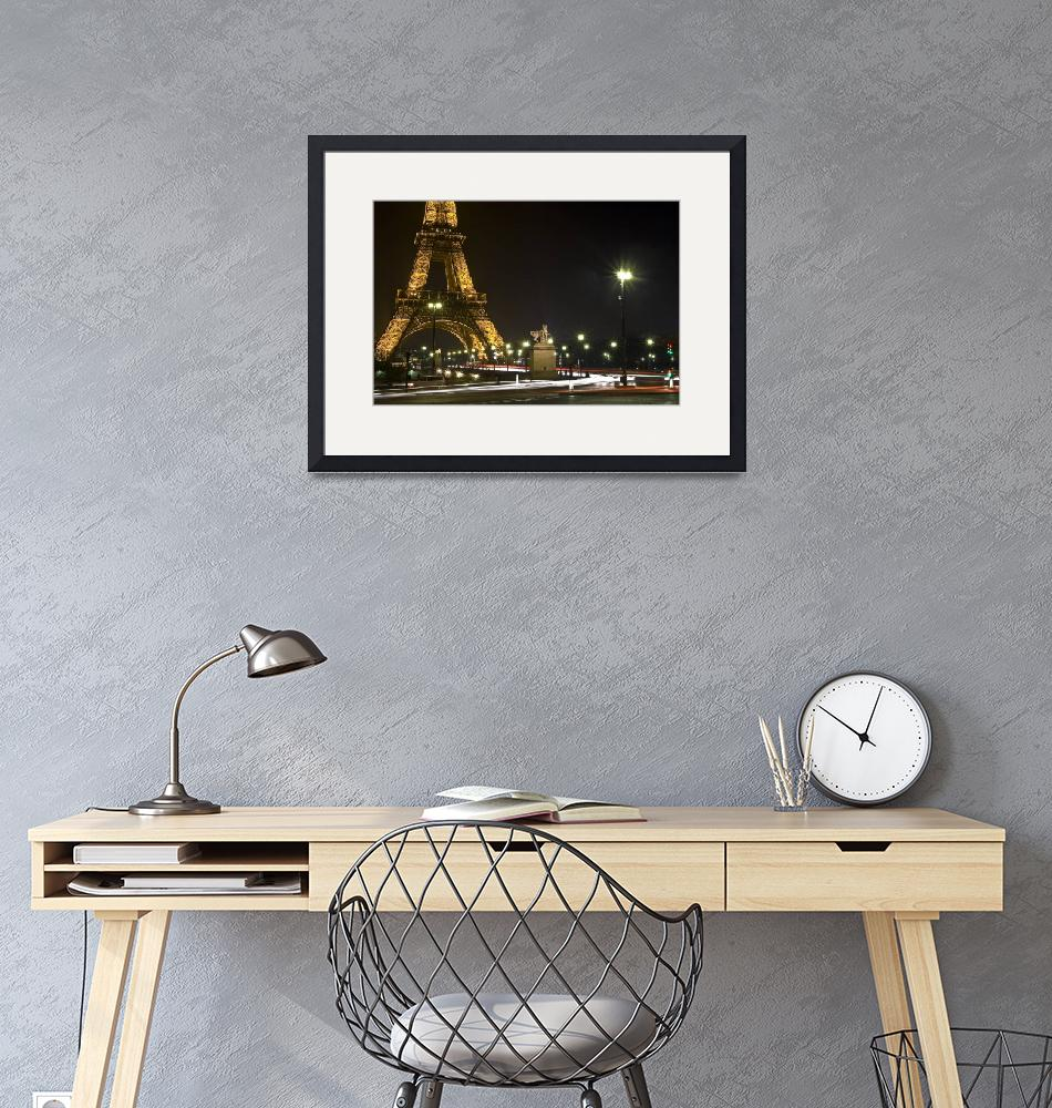 """""""Eiffel 4""""  (2008) by smPhotography"""