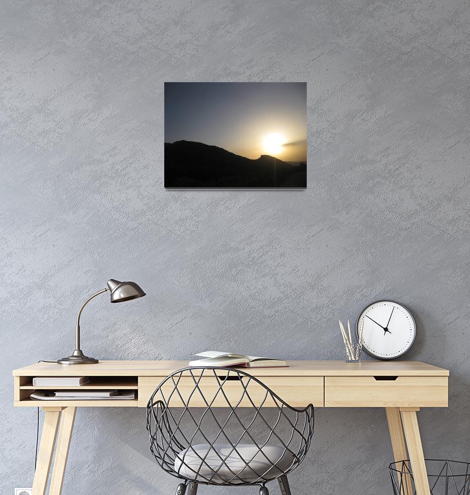 """sunset""  (2009) by duman"