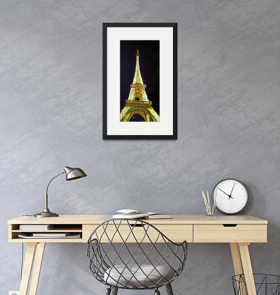 """Eiffel Tower""  (2009) by jimmy4u"