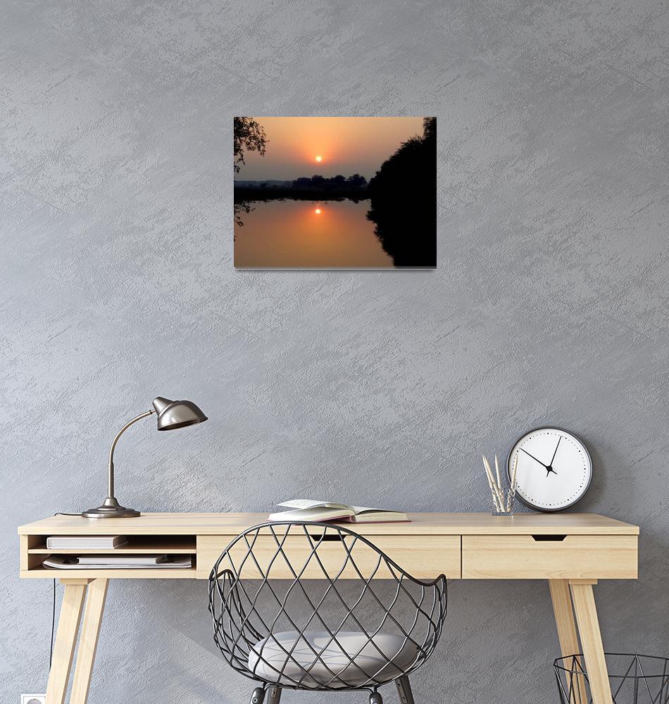 """""""Sunset""""  (2012) by JKUMAR"""