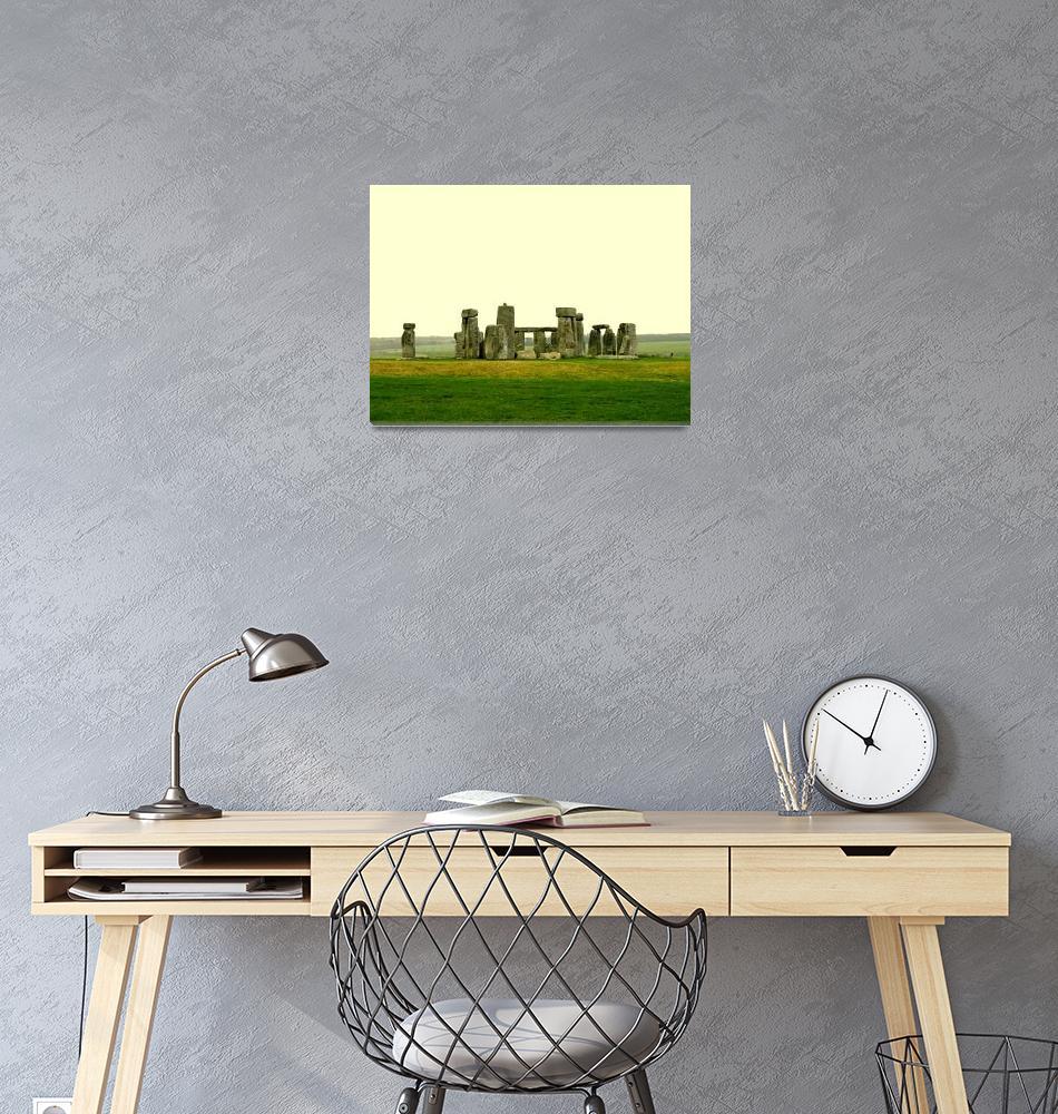"""Stonehenge""  by heathersteed"