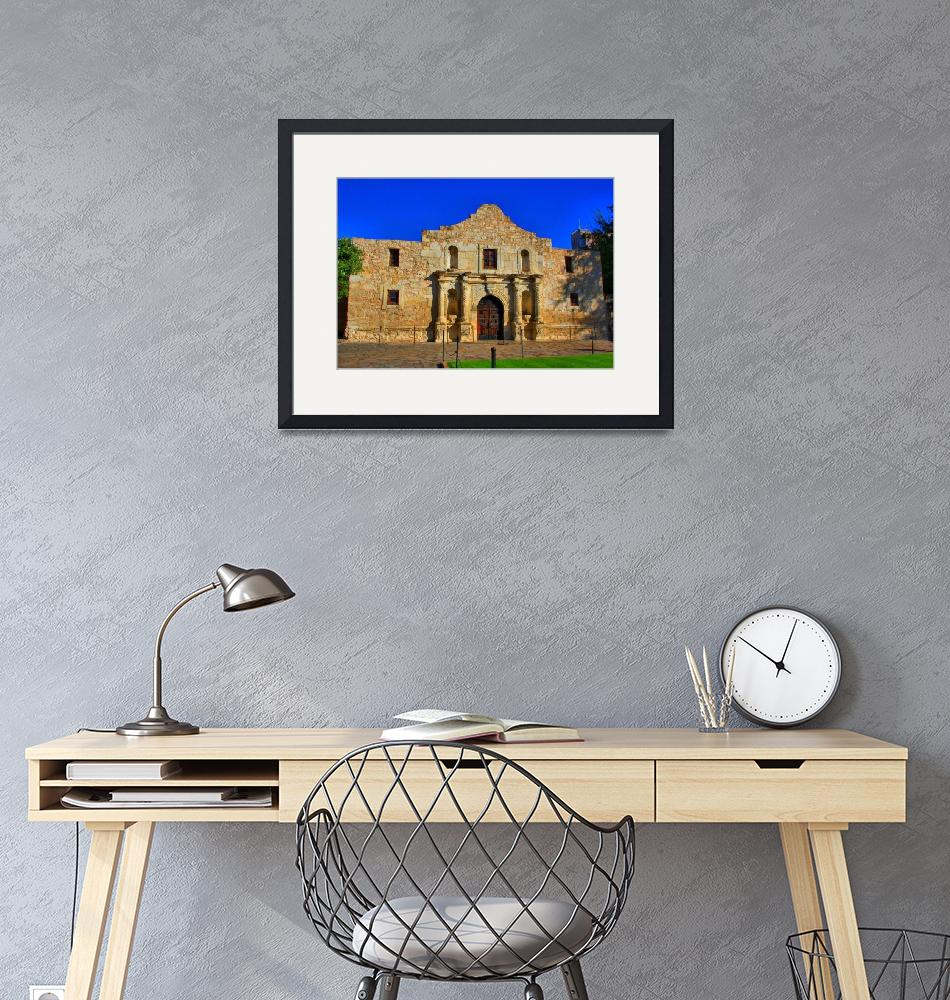 """""""The Alamo""""  (2009) by TomZimmer"""